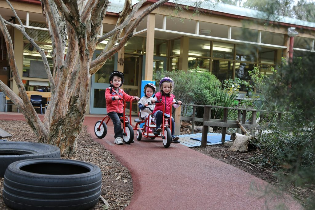 Warrandyte Kinder kids